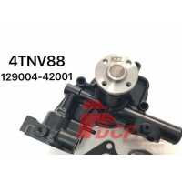 Buy cheap Diesel engine Excavator Water Pump 129327-42100 / 12932742100 from wholesalers