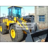 Buy cheap 5 Ton Earth Moving Equipment , Strong Carrying Capacity Tractor Front End Loaders from wholesalers