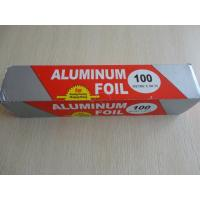 Buy cheap Recyclable Aluminium Foil Roll Paper Food Cooking Use 100% Safe from wholesalers