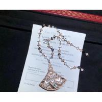 Buy cheap High End Custom 18K Gold Jewelry , Luxury Bulgari Diamond Necklace product