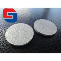 Buy cheap Metal Powder Sintered Disc Filter Sintered Stainless Mesh Disc Filter from wholesalers
