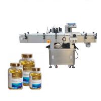 Buy cheap Wood Packaging Round Bottle Labeler , Electric Driven Sleeve Labeling Machine from wholesalers