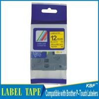 Buy cheap Compatible label tape TZ-631 for Brother P-touch label printers from wholesalers