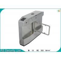 Rfid IR Sensor Supermarket Swing Gate Barcode Fingerprint Reader Turnstiles
