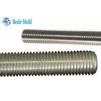 Buy cheap 304 Materials Stainless Steel Threaded Studs Rods IFI 136 Standard Length 3' from wholesalers