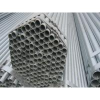 Buy cheap ERW Round Q235 Hot-dip Galvanized Steel Pipe for Construction from wholesalers