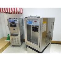 Buy cheap One Flavor Table Top Soft Serve Freezer Ice Cream Making Machine Italy Technology from wholesalers