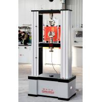 Buy cheap 100 KN Computer Control Universal Testing Machine 10 TON Double Column Structure from wholesalers
