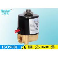 Buy cheap 240 Volt Direct Acting Solenoid Valve With Viton Seal Enclosure DIN Coil from wholesalers