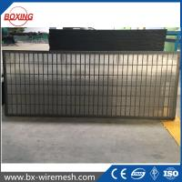 Buy cheap Composite Frame Screen SWACO MONGOOSE with API certificate used to oil filter from wholesalers