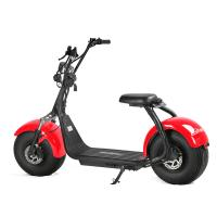 Buy cheap Double Disc - Braking 2 Wheel Electric Scooter Citycoco Colorful Adult Application from wholesalers
