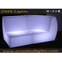 Buy cheap U shape sectional sofa illuminated furniture FOR living room from wholesalers