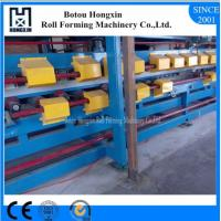 Buy cheap 11 Rows Roller Sandwich Panel Machine Line , Sheet Metal Roll Forming Machines from wholesalers