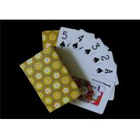 Buy cheap Chinese Blue Core Paper Poker Playing Cards Casino Card - Stock Customized Size from wholesalers