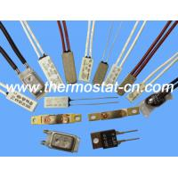 Buy cheap Electric motor thermal protector, electric motor thermal fuse from wholesalers
