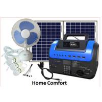 China Portable Residential Solar Power Systems , Household Solar Products 84Wh Battery on sale