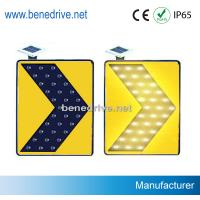 Buy cheap Solar Traffic Signs LED Road Signs Moving Flashing Arrows STS0112 from wholesalers