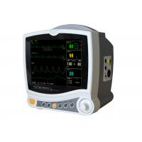 Buy cheap High Resolution  8'' color LCD display Patient Monitoring Equipment WIFI 3G With Big Characters CMS6800 from wholesalers