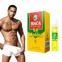 Buy cheap Maca long time sex delay spray for men penis enlargement sex product from wholesalers