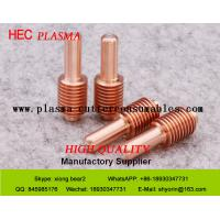 Buy cheap Plasma Electrode 220777, Hypertherm Powermax 105 Consumables For  PowerMax105 Plasma Machine from wholesalers