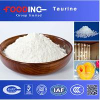 Buy cheap CAS 107-35-7 Pure Taurine Powder 2- Aminoethanesulfonic Acid Sports Nutrition Food Additives from wholesalers