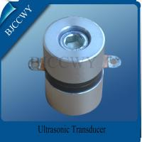 Buy cheap Industrial Piezo Ultrasonic Transducer , Ultrasonic signal generator from wholesalers