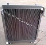 Radiator, Oil cooler, Hydraulic oil cooler, oil radiator