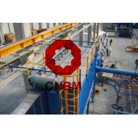National Standard Fiber Cement Board Machine , Building Material Machinery 500m2 / Shift