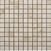 Buy cheap Limestone Granite Natural Stone Mosaic Tile 48x48 mm For Hotel Floor from wholesalers