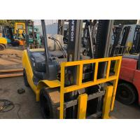 Buy cheap Komatsu FD30 2nd Hand Forklift Used Diesel Engine Forklifts 3t 5t 7t 1 Year Warranty from wholesalers