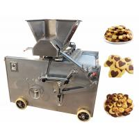 Buy cheap Durable Cookie Depositor Machine For Making Double Color Cookie from wholesalers