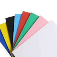 China Colored Coroplast Sheets  4x8 for Wholesale on sale