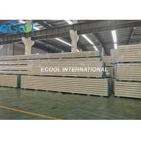 Buy cheap Polyurethane Cold Storage Panels For Cold Warehouse Refrigeration Units product