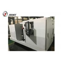 Buy cheap Resin Sand Casting CNC Turning Lathe Machine  6 Or 8 M / Min Axis Rapid Feed product