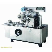 Buy cheap OPP / BOPP Film / PVC Film Automated Packaging Machine For Soap Cellophane Wrapping from wholesalers