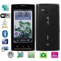 Buy cheap Star X10, Dual SIM Card Dual Standby Dual Camera, Bluetooth Fm Function WiFi & Java & TV Mobile Phone from wholesalers