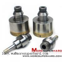 Buy cheap Glass Diamond Drill Bits  lucy.wu@moresuperhard.com from wholesalers