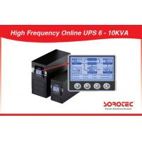 Buy cheap Industry Parallel 3 PCS Uninterrupted Power Supply High Frequency Online UPS 6KVA 4.2KW from wholesalers