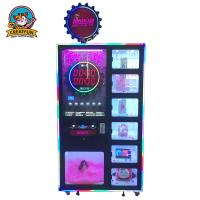 Buy cheap LED Display Key Master Redemption Game , Prize Vault Vending Machine from wholesalers