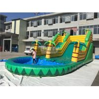 Buy cheap Kids Inflatable Water Slides from wholesalers