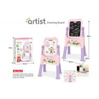 Buy cheap Toddlers Arts And Crafts Toys Magnetic Drawing Boards W / Stand 2 Sides Painting from wholesalers