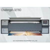 Buy cheap Intelligent Solvent Wide Format Inkjet Printer Aluminum Challenger 3278D from wholesalers