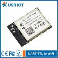 Buy cheap [USR-WIFI232-G2a] Low power SPI/GPIO/UART TTL to 802.11b/g/n WIFI Module with onboard ante from wholesalers