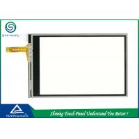 Buy cheap Film Glass 7 Inch 4 Wire Resistive Touch Screen Panel High Sensitivity product