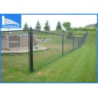 M height security garden chain link fence weave style for