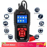 Buy cheap KONNWEI KW850 OBD2 Auto Diagnostic Scanner Universal OBD Car Diagnostic Tool ODB2 Check Engine Automotive Car Code Reade from wholesalers