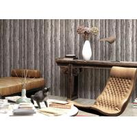 Buy cheap Eco Friendly Durable Washable PVC Vinyl Wallpaper With Old Tree Pattern product