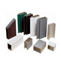 Buy cheap Powder Painted Aluminium Window Extrusion Profiles With Deep - Processing For Silding /Casement Window from wholesalers