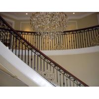 Buy cheap wrought iron railing balustrades from wholesalers