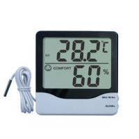 Buy cheap Indoor Outdoor Digital Hygro - Thermometer Large LCD Display With with probe from wholesalers